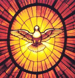 Holy Spirit as Dove