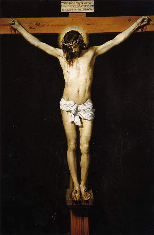Diego Velazquez, The Crucifixion (1632)