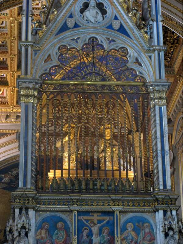 Lateran Reliquaries