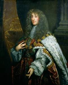 James II, by Peter Lely