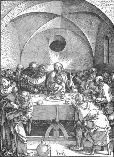 Dürer, Last Supper (1510)