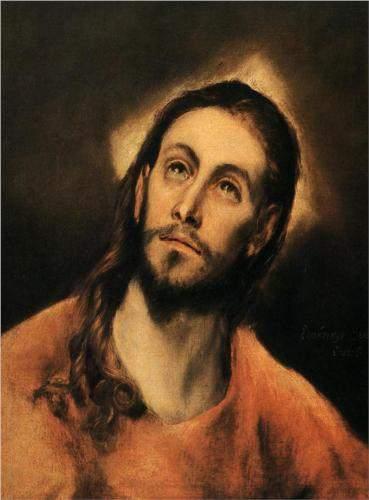El Greco, Christ (1585)