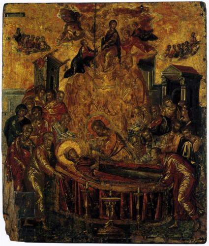 El Greco, Dormition of the Virgin (1566)