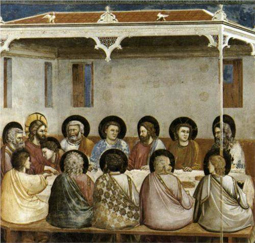 Giotto, The Last Supper