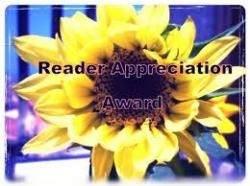 Reader Appreciation Award