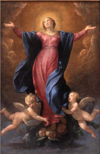 Guido Reni, Assumption of the Virgin (1580)