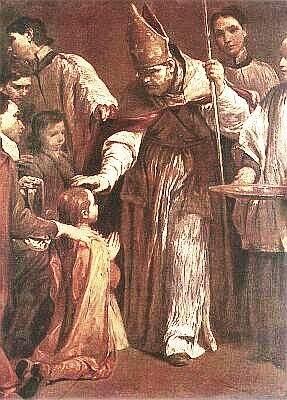 Confirmation (c.1712), Giuseppe Maria Crespi