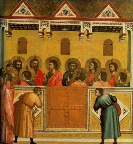 Giotto. Pentecost (1310)