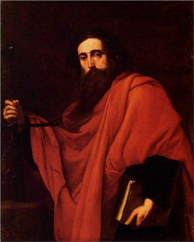 Ribera, Saint Paul (1637)