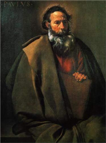 Velazquez, St. Paul