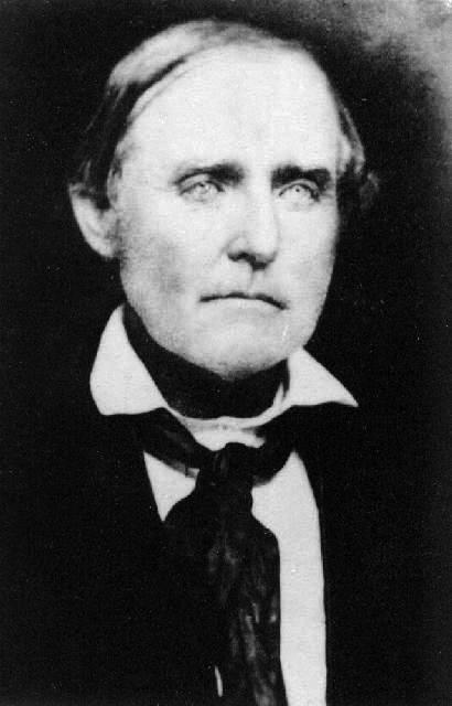 Dr. William Alldredge (1809–1880), ca. 1850.