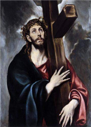 El Greco, Christ Carrying the Cross (c. 1578)