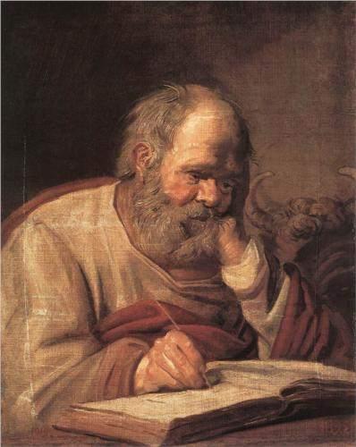 Hals, St. Luke