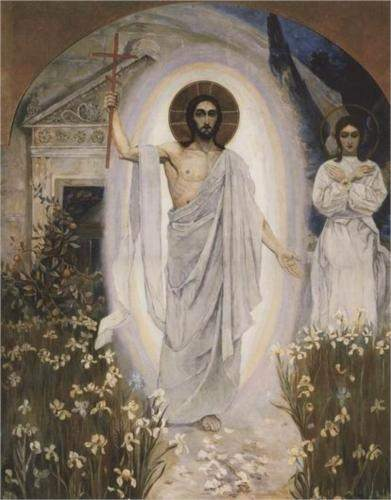 Nesterov, Resurrection (c. 1892)