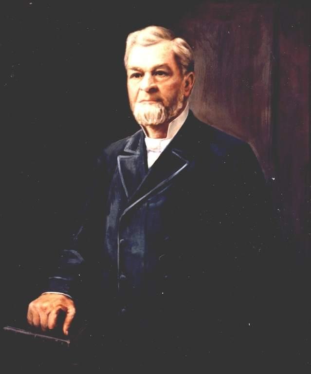 Benjamin Morgan Palmer