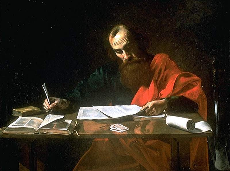Valentin, Paul Writing