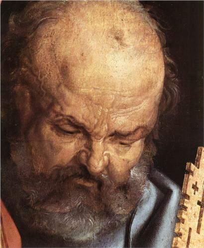 Albrecht Dürer, St. Peter