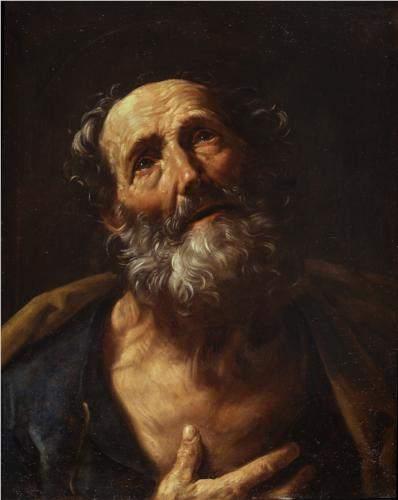 Reni, St. Peter Penitent