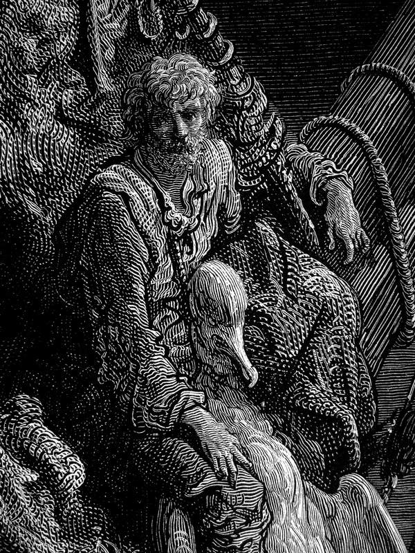 Gustave Dore, from The Rime of the Ancient Mariner.