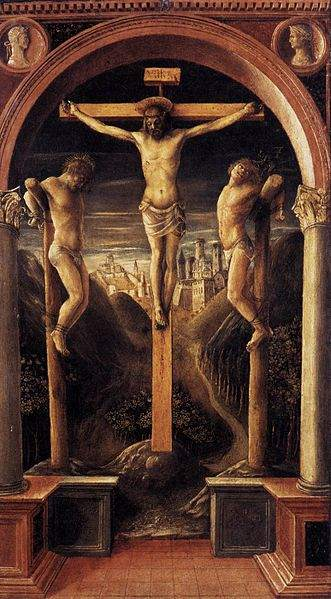 The Crucifixion, by Vincenzo Foppa
