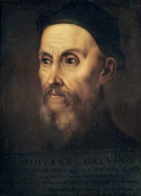 John Calvin, by Titian