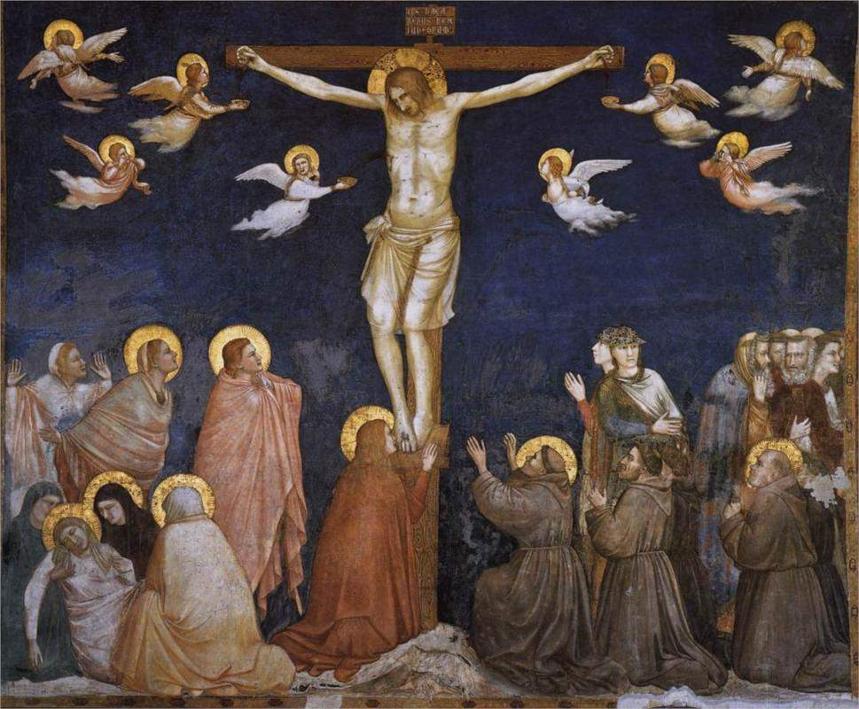 Giotto, The Crucifixion