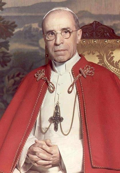 Venerable Pope Pius XII.