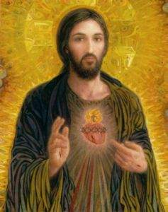 Sacred Heart of Jesus, by Smith Catholic Art