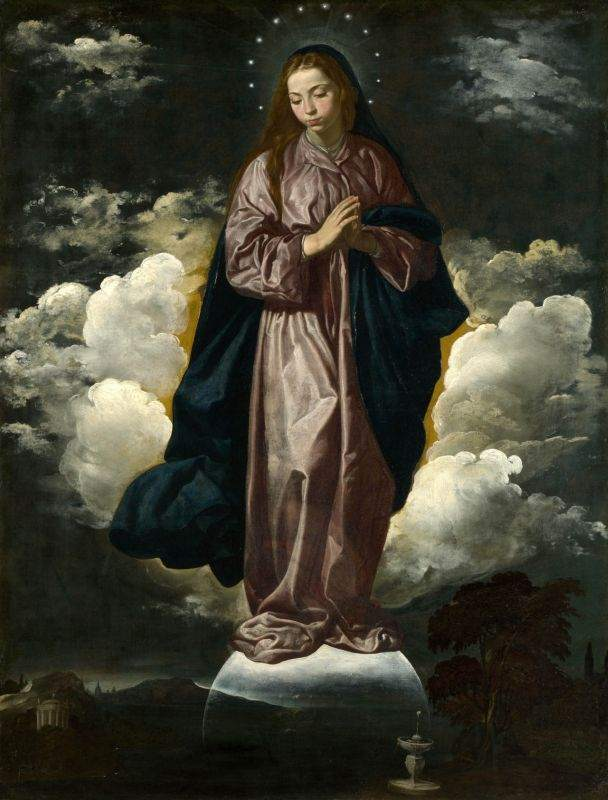 The Immaculate Conception (ca. 1618-19), by Diego Valesquez