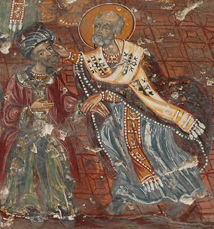 Athanasius smacks Arius