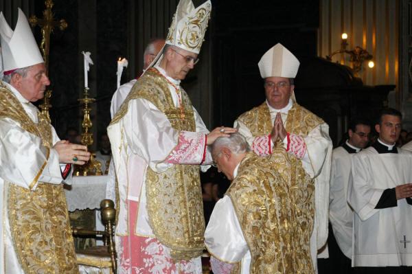 Episcopal consecration