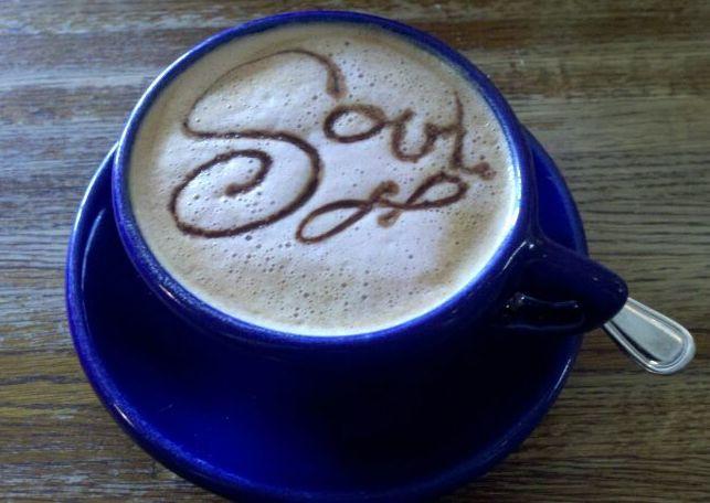 Audrey's Cup of Soul