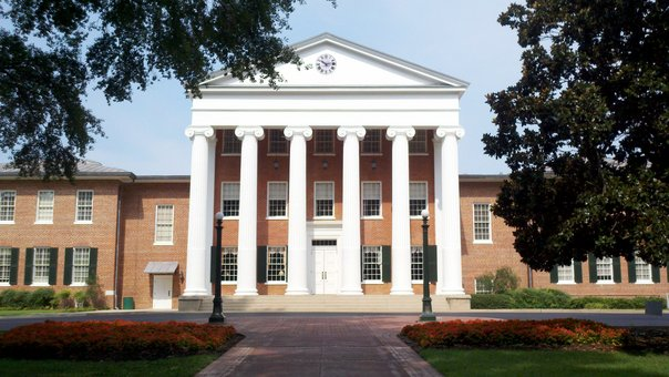 The Lyceum, the University of Mississippi