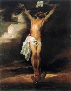 Anthony Van Dyck, The Crucifixion (c. 1622)