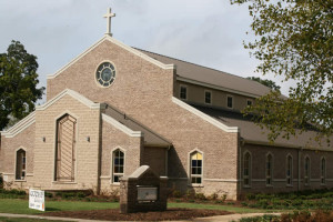 St. John the Evangelist Catholic Church, Oxford, Mississippi