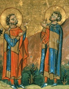 Eugene and Macarius, presbyters and martyrs