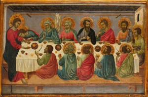 Ugolino di Nerio, The Last Supper
