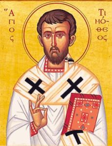 St. Timothy.