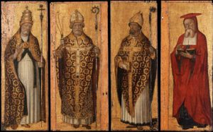 Four Doctors of the Western Church