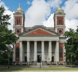 Cathedral Basilica of the Immaculate Conception, Mobile, Alabama