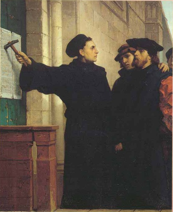Image result for reformation 1517 luther