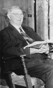 Rev. William Warren Aldridge (1861-1958)