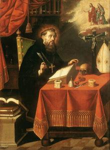 Antonio Rodríguez - Saint Augustine